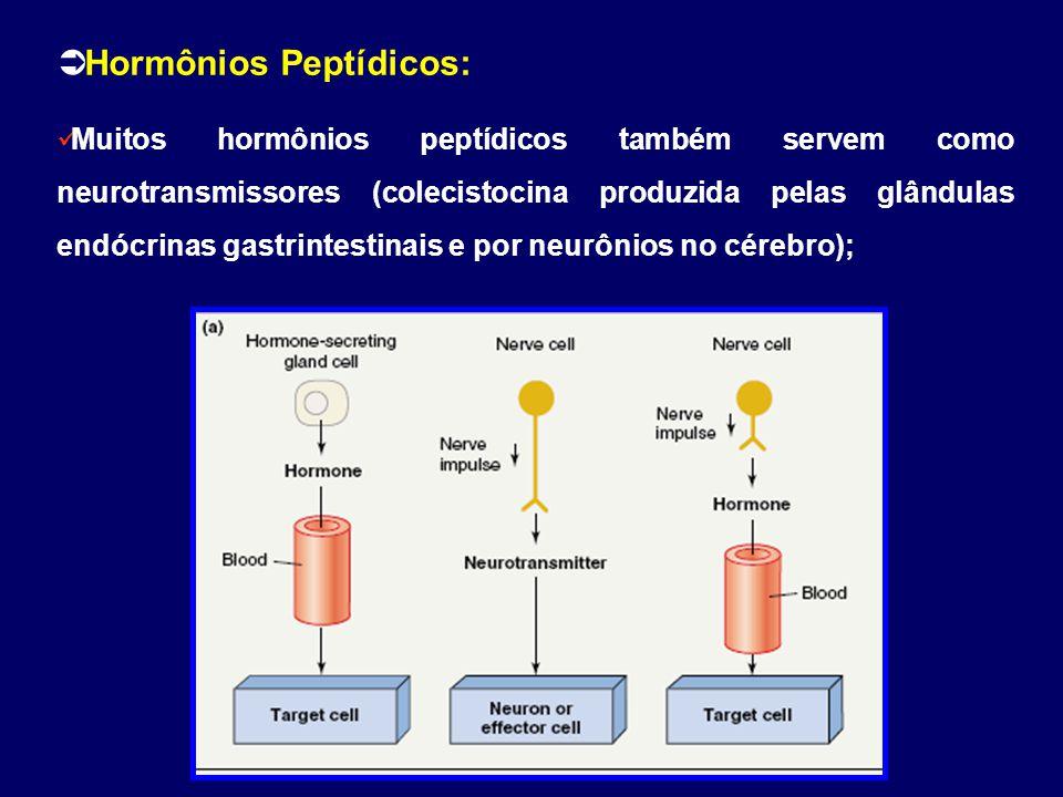 Hormônios Peptídicos: