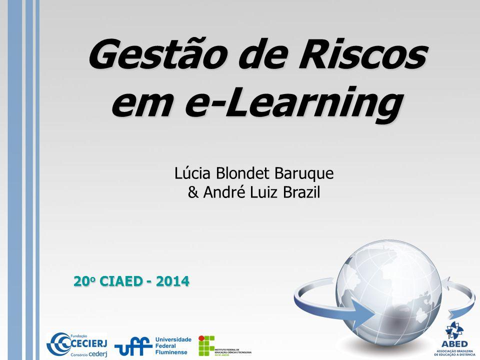 Gestão de Riscos em e-Learning