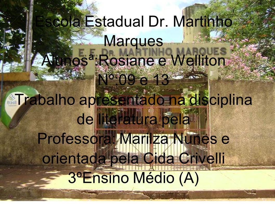 Escola Estadual Dr.
