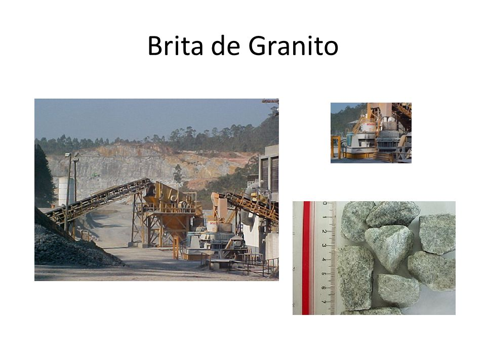 Brita de Granito