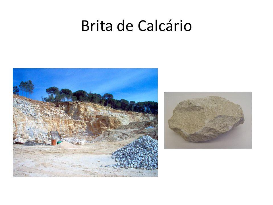 Brita de Calcário