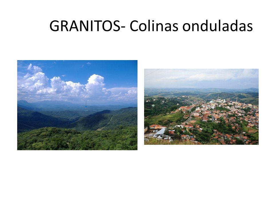 GRANITOS- Colinas onduladas