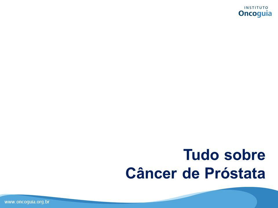 Tudo sobre Câncer de Próstata