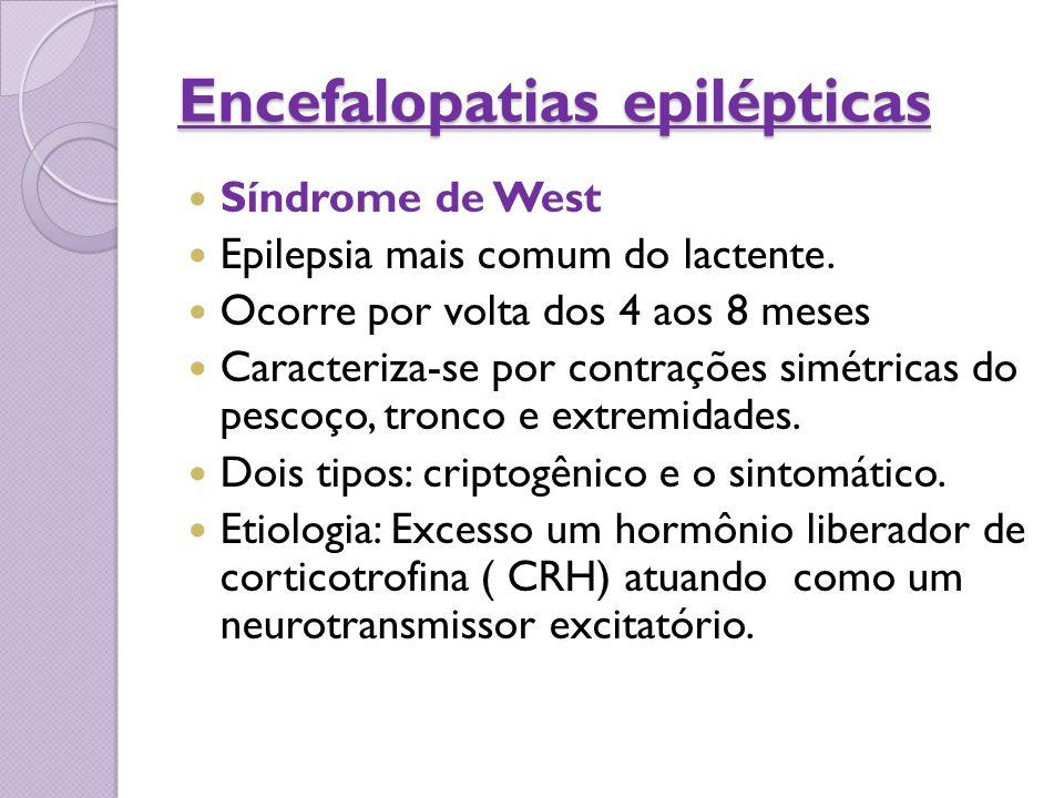 Encefalopatias epilépticas