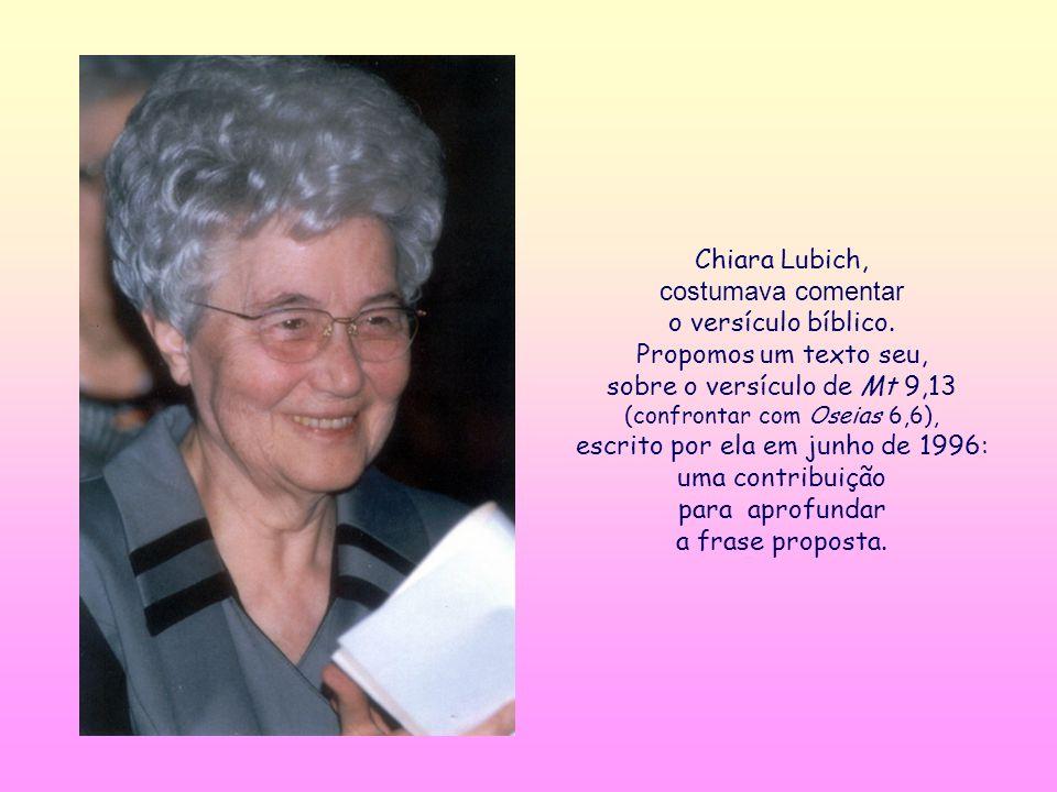 escrito por ela em junho de 1996: uma contribuição