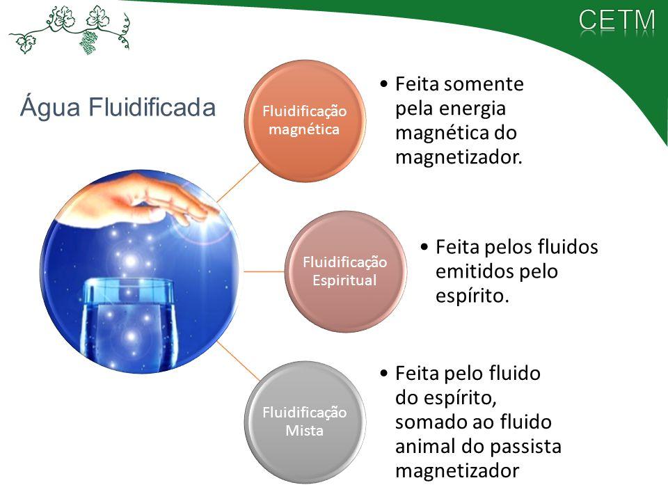 Fluidificação magnética