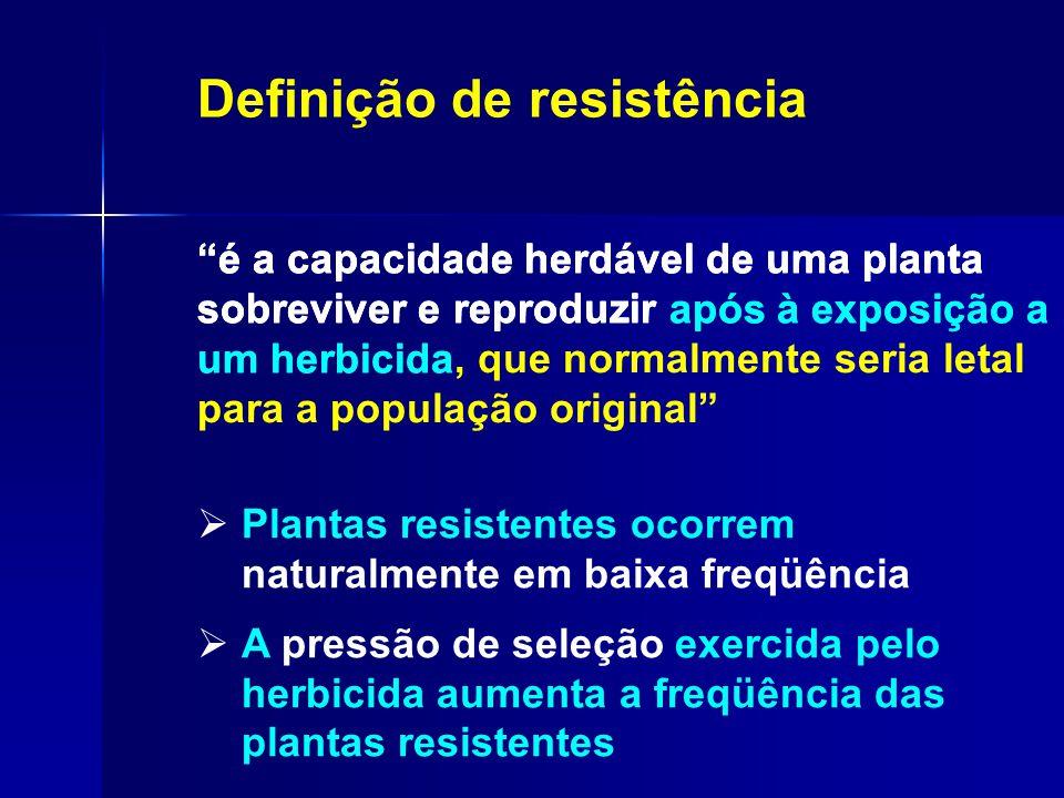 Definição de resistência
