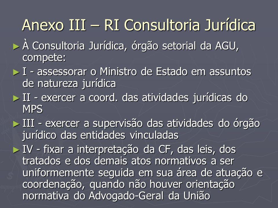 Anexo III – RI Consultoria Jurídica