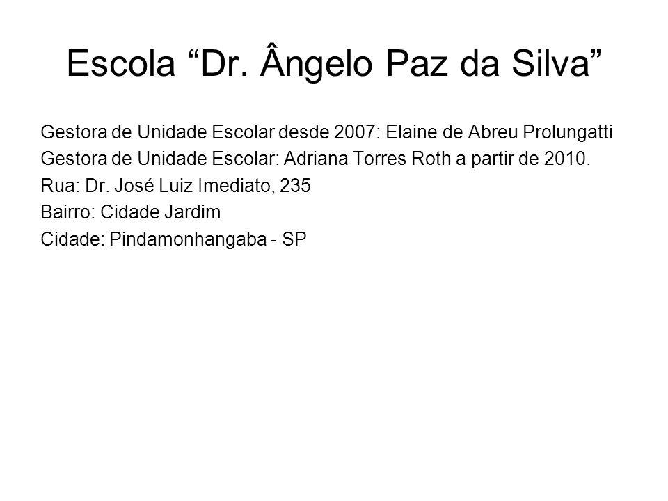 Escola Dr. Ângelo Paz da Silva
