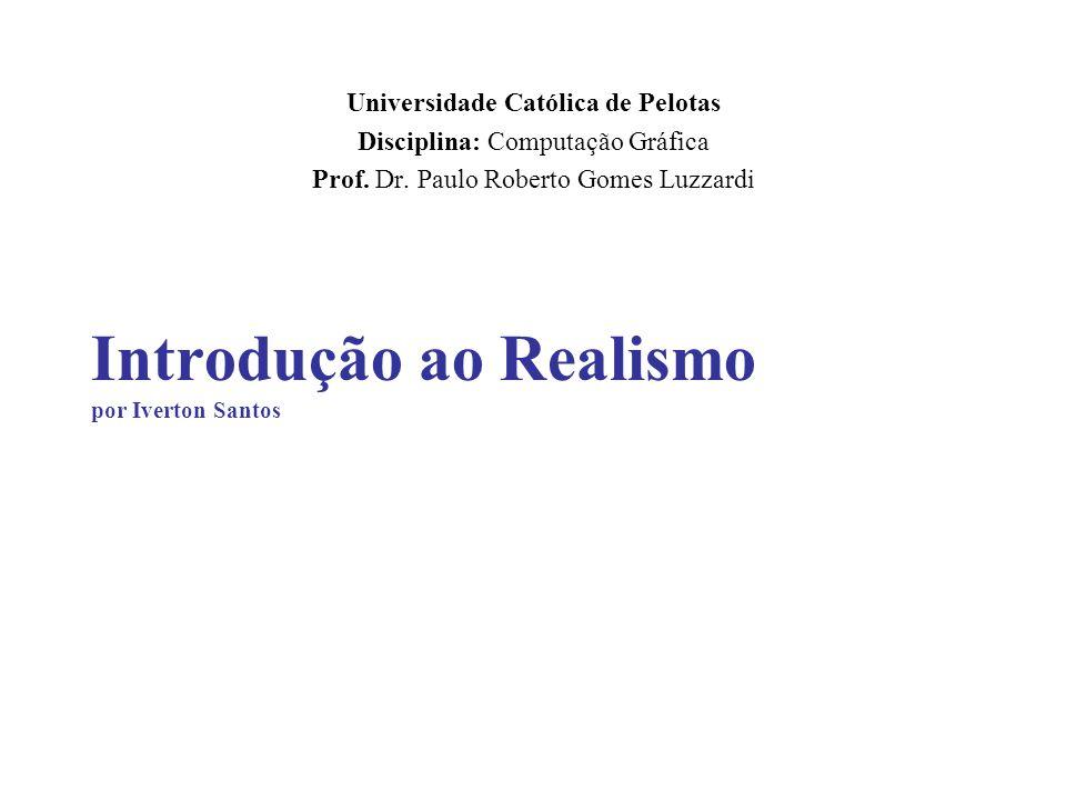Introdução ao Realismo por Iverton Santos
