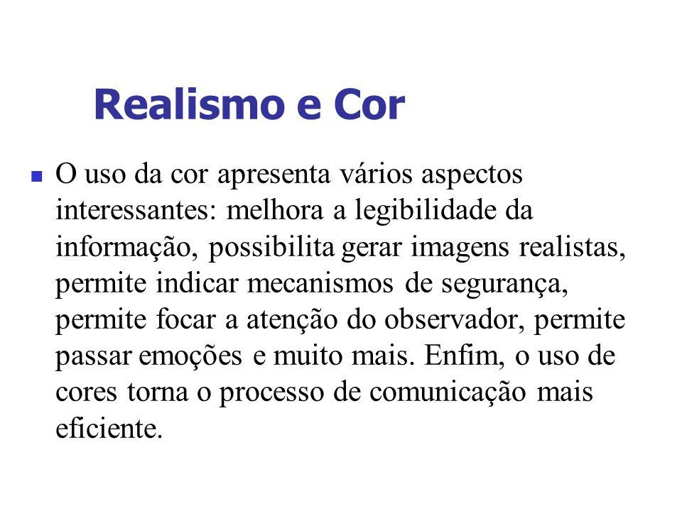 Realismo e Cor