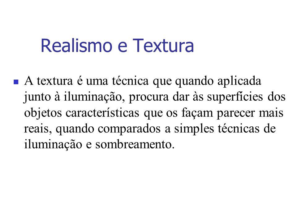 Realismo e Textura