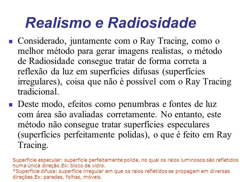 Realismo e Radiosidade