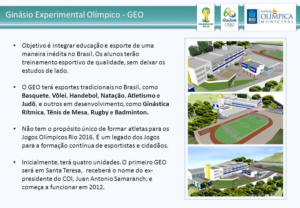 Ginásio Experimental Olímpico - GEO