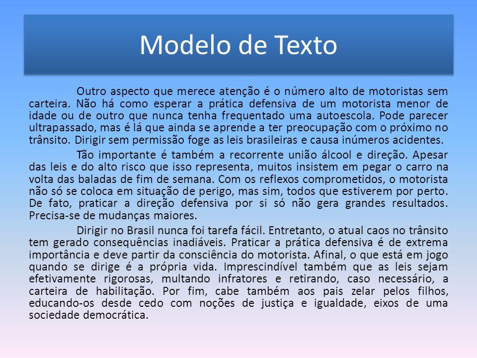 Modelo de Texto