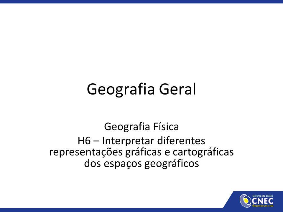 Geografia Geral Geografia Física