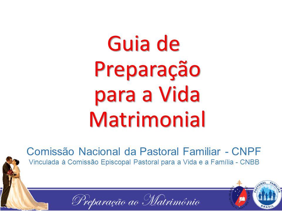 Guia de Preparação para a Vida Matrimonial