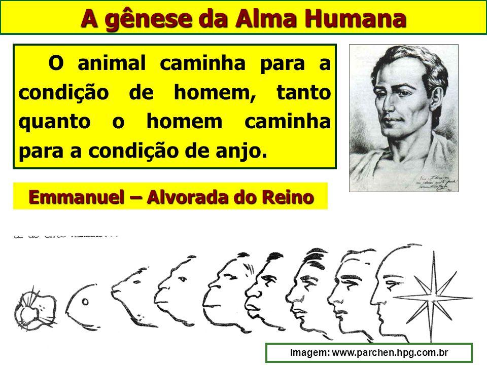 Emmanuel – Alvorada do Reino Imagem: www.parchen.hpg.com.br
