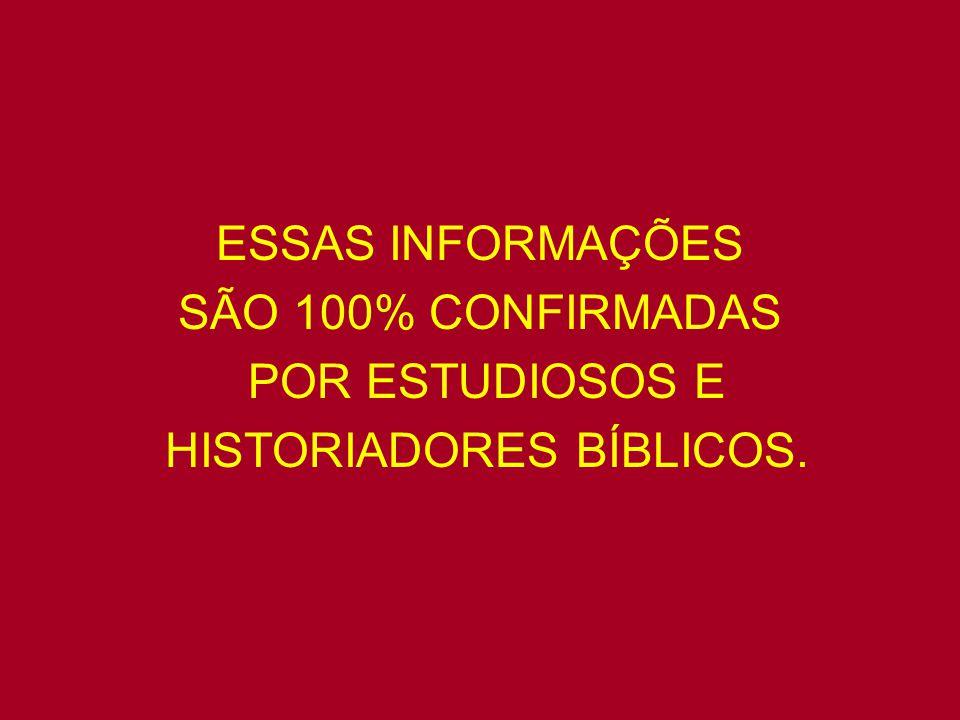 HISTORIADORES BÍBLICOS.