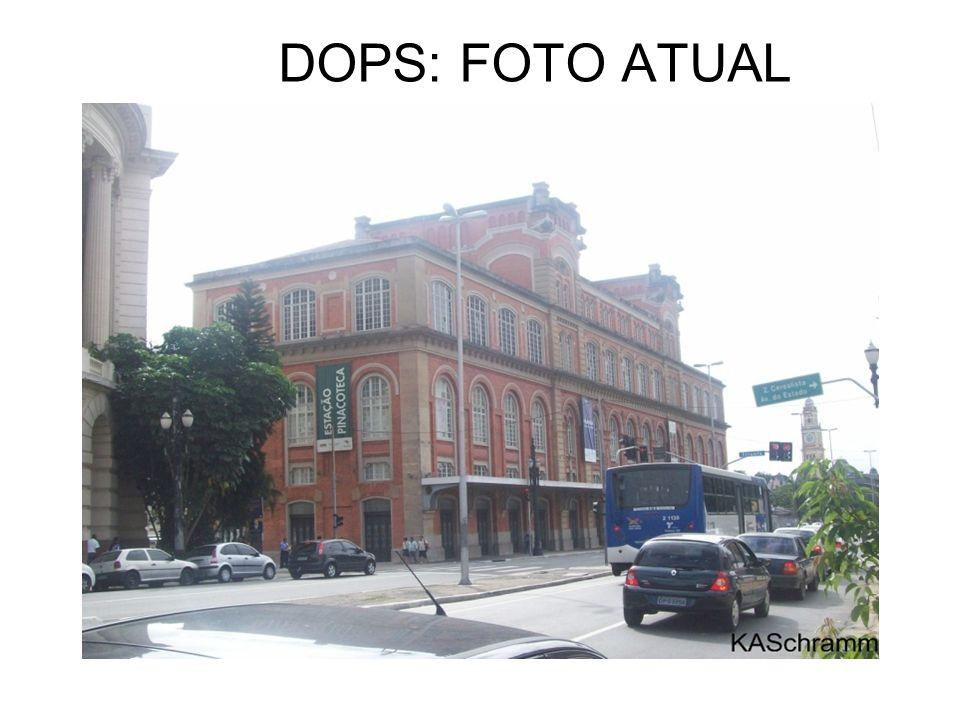 DOPS: FOTO ATUAL