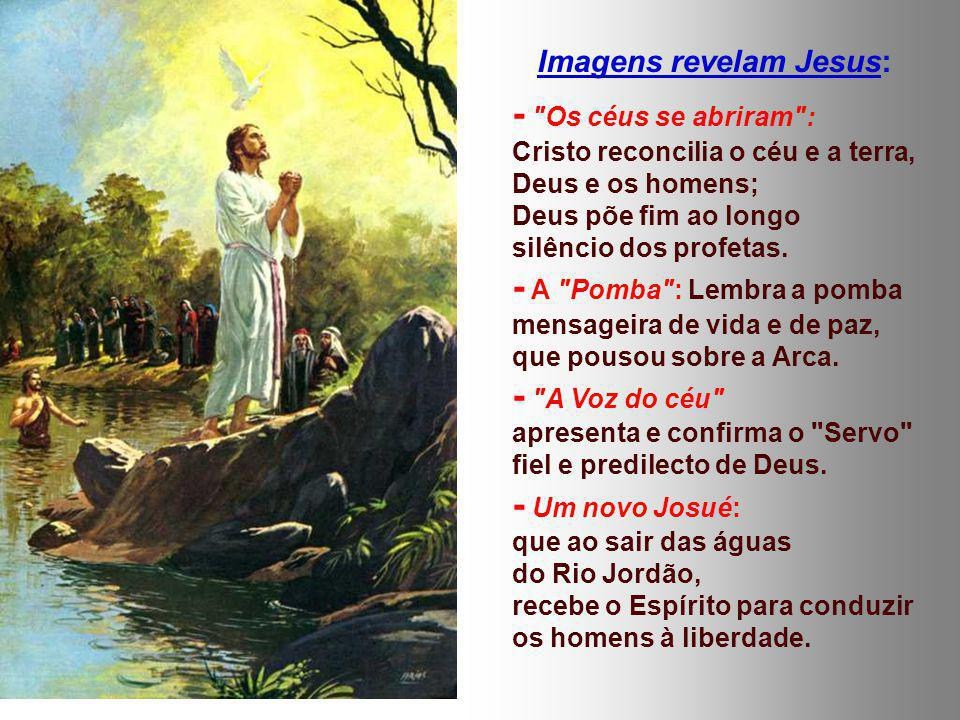 Imagens revelam Jesus: