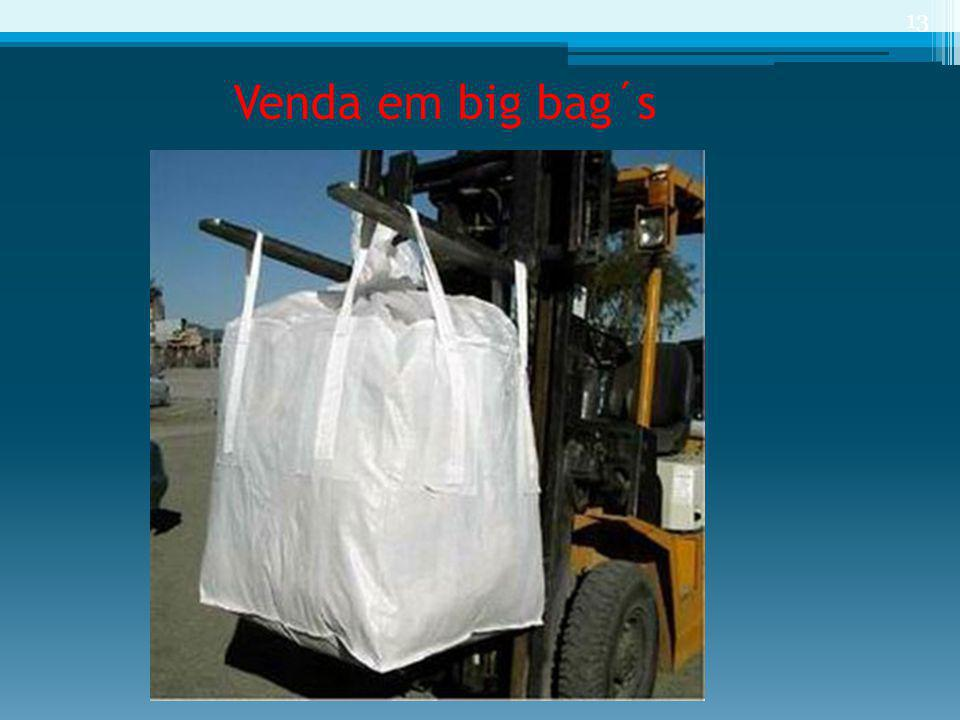 Venda em big bag´s