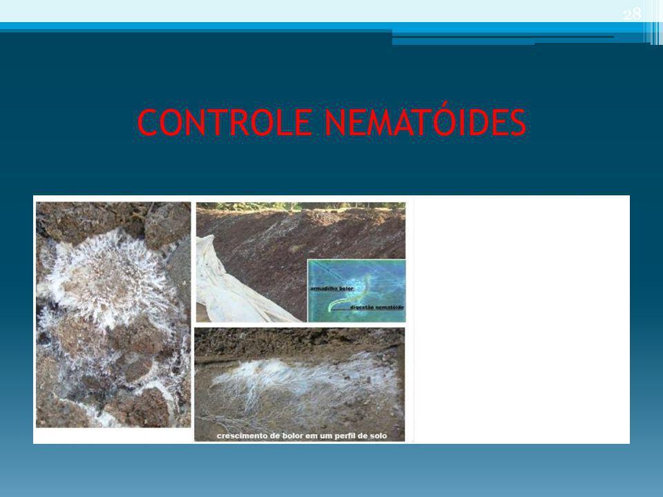 CONTROLE NEMATÓIDES