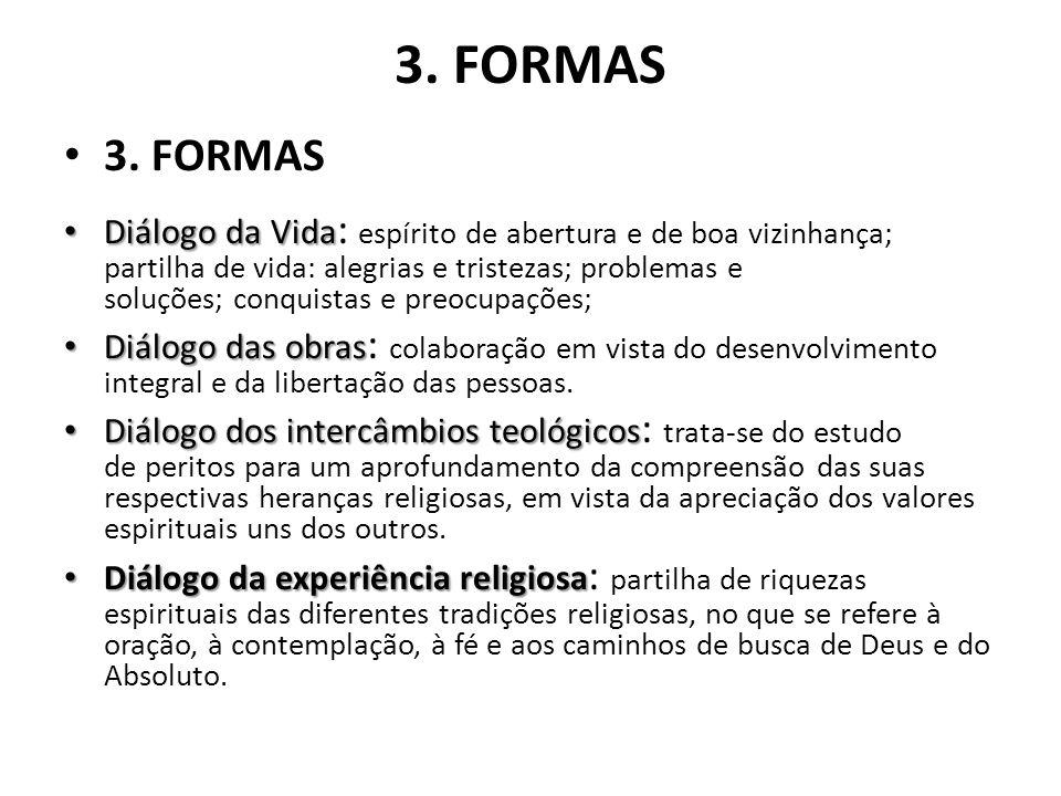 3. FORMAS 3. FORMAS.
