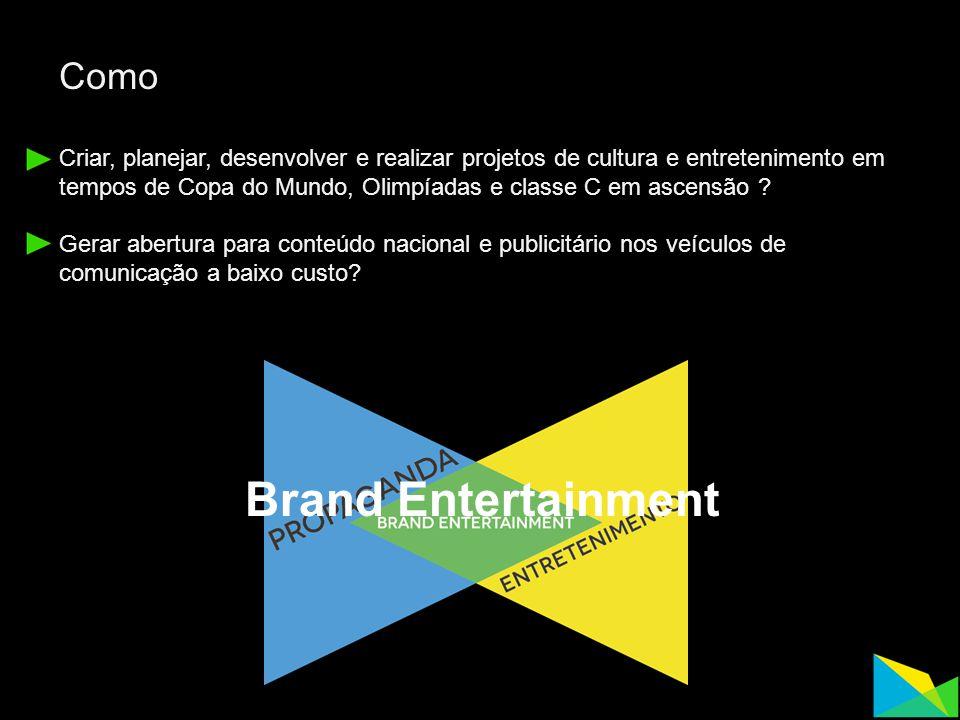 Brand Entertainment Como
