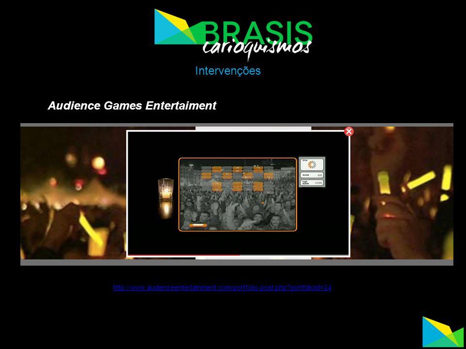 Audience Games Entertaiment