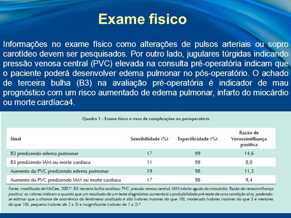 Exame fisico