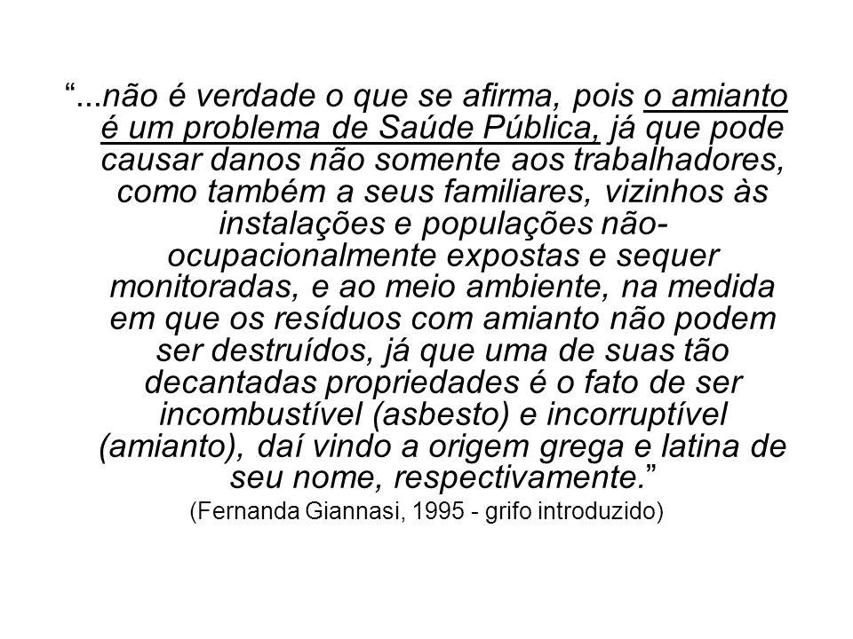 (Fernanda Giannasi, 1995 - grifo introduzido)