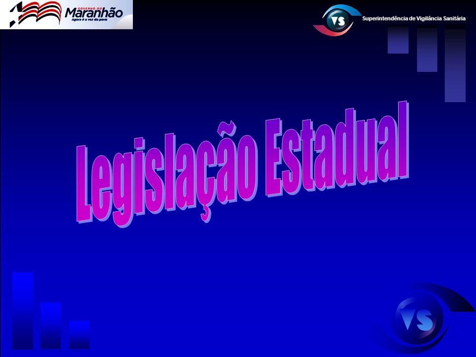 Legislação Estadual