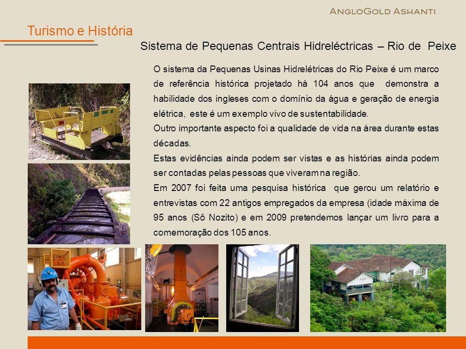 Sistema de Pequenas Centrais Hidreléctricas – Rio de Peixe