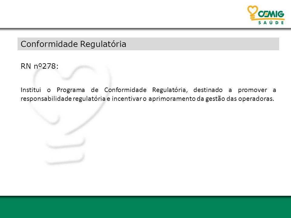 Conformidade Regulatória