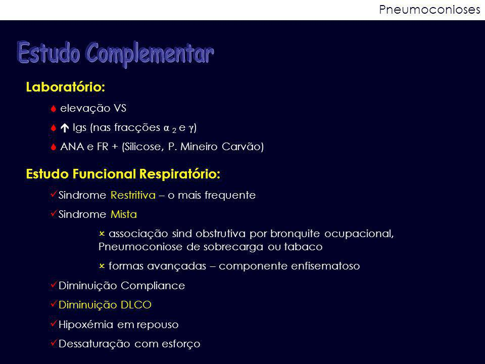 Estudo Complementar Laboratório: Estudo Funcional Respiratório: