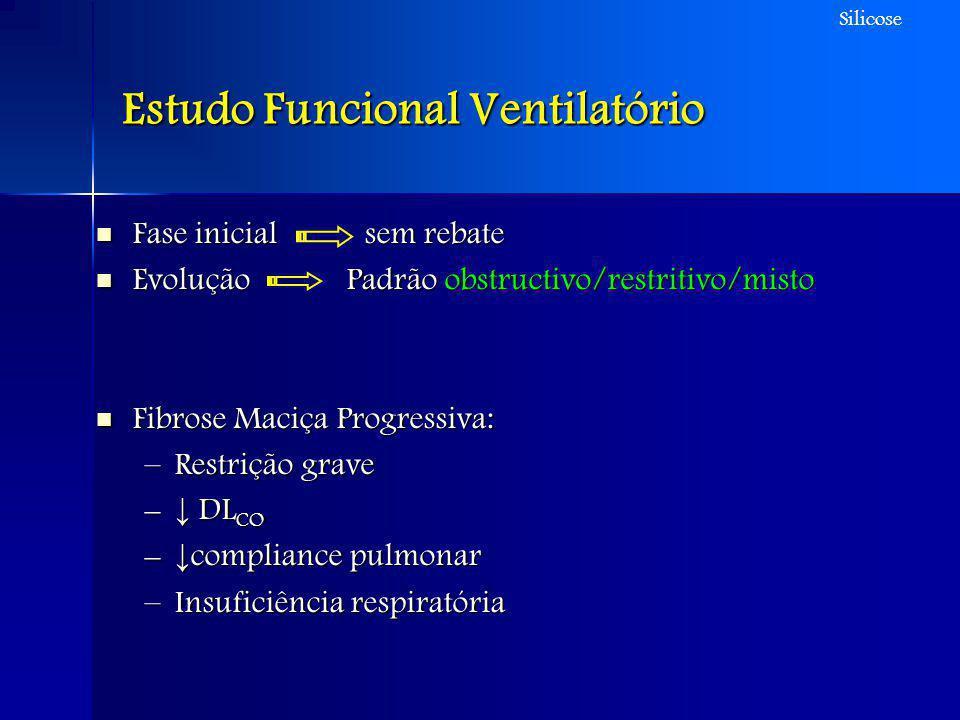 Estudo Funcional Ventilatório