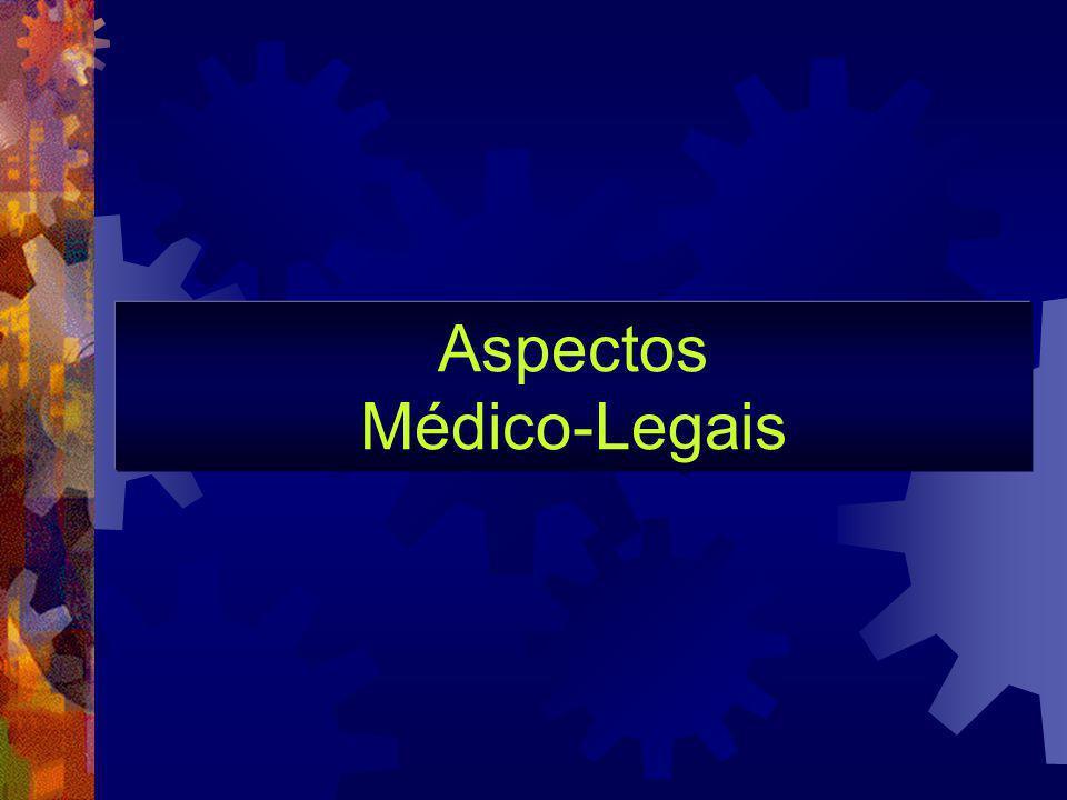 Aspectos Médico-Legais