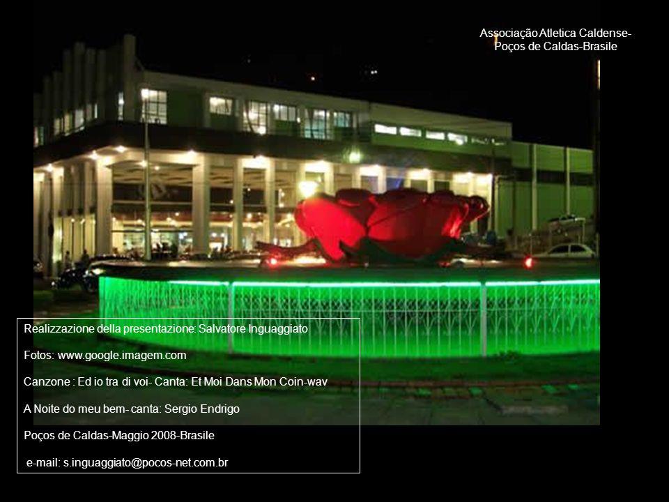 Associação Atletica Caldense- Poços de Caldas-Brasile