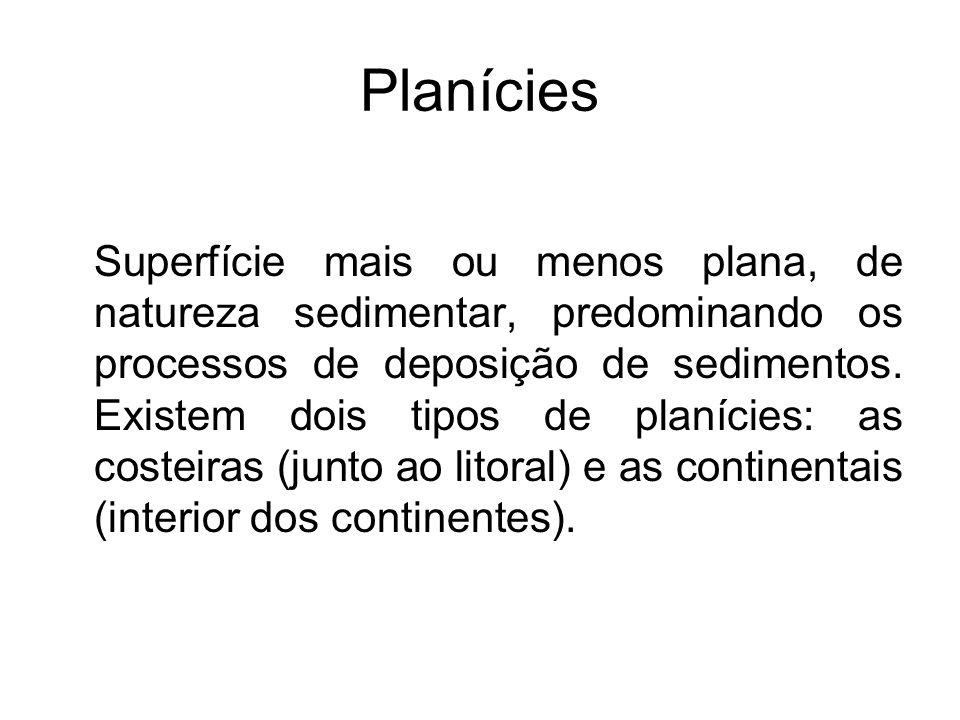 Planícies