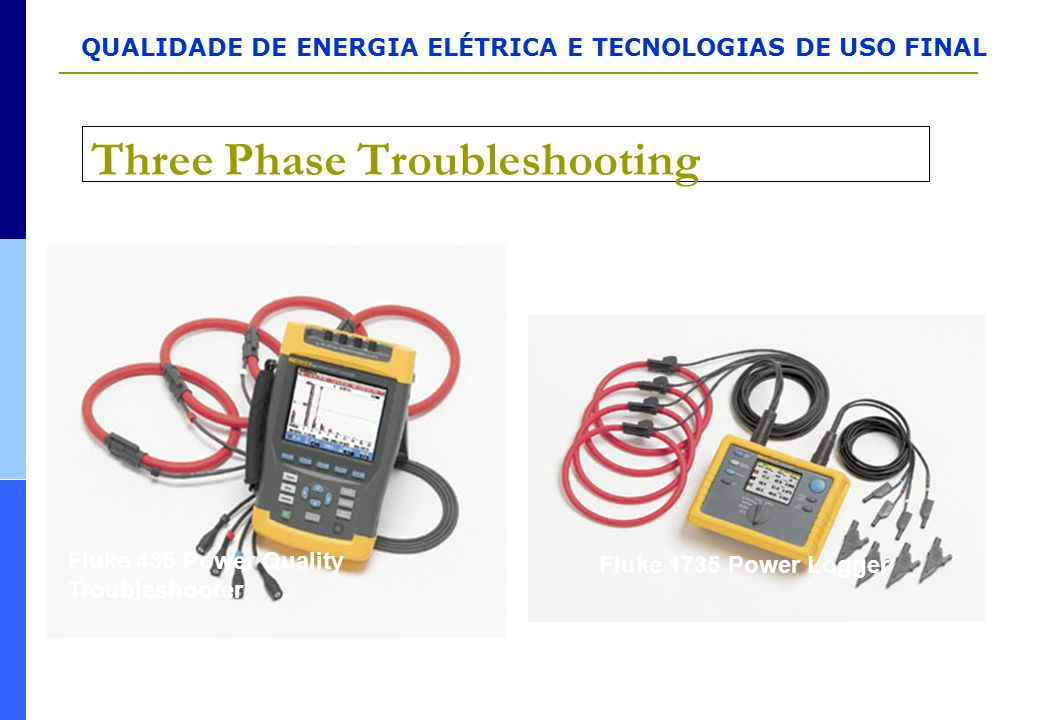 Three Phase Troubleshooting
