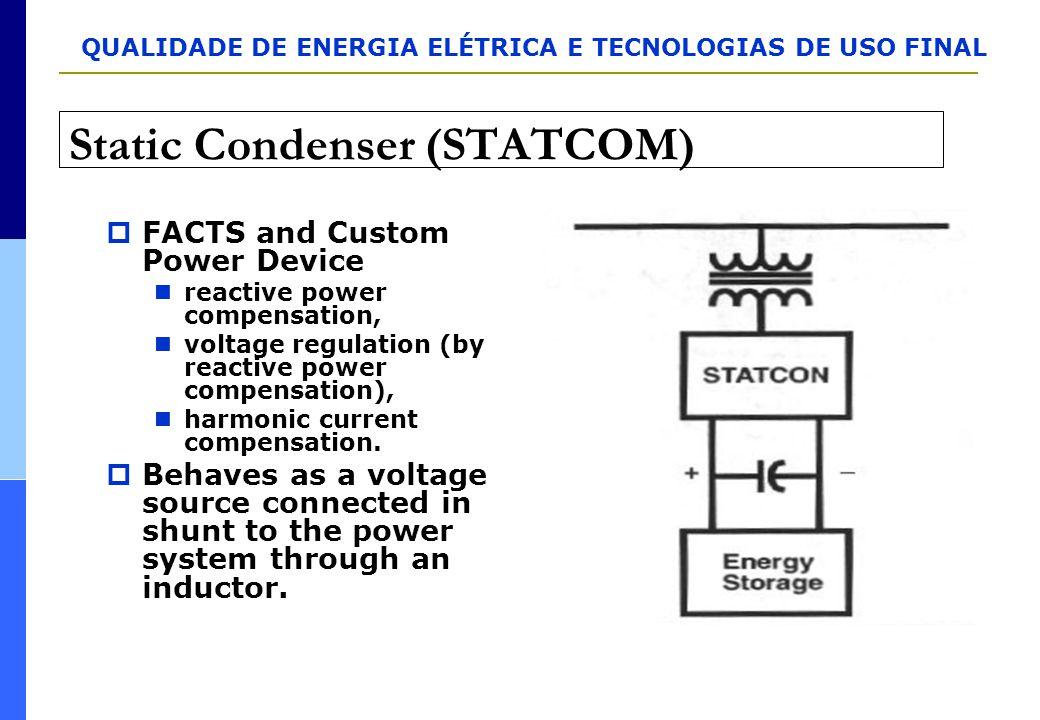 Static Condenser (STATCOM)