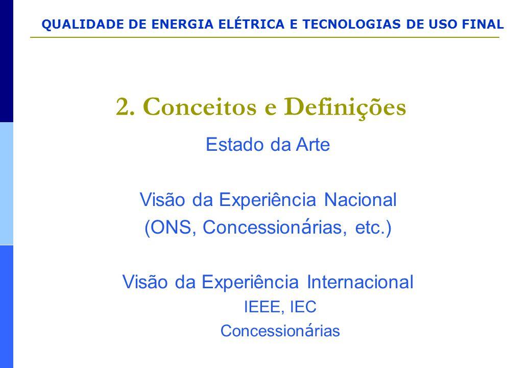 2. Conceitos e Definições