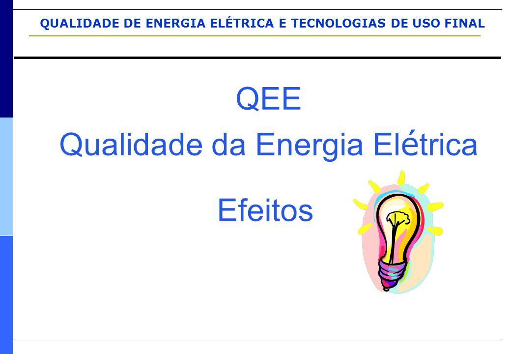Qualidade da Energia Elétrica