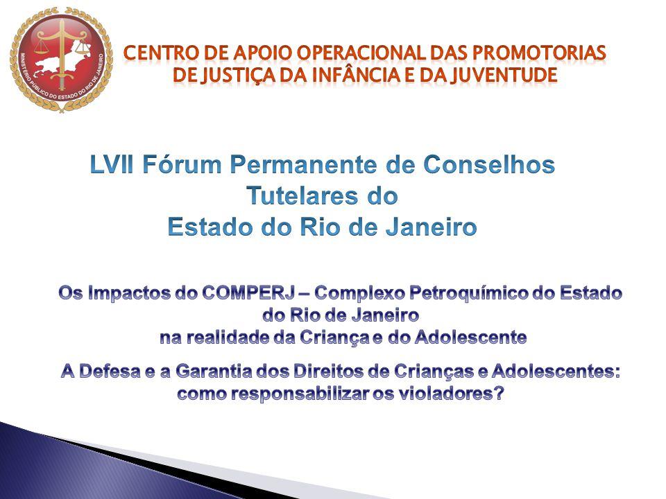LVII Fórum Permanente de Conselhos Tutelares do