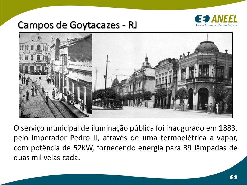 Campos de Goytacazes - RJ