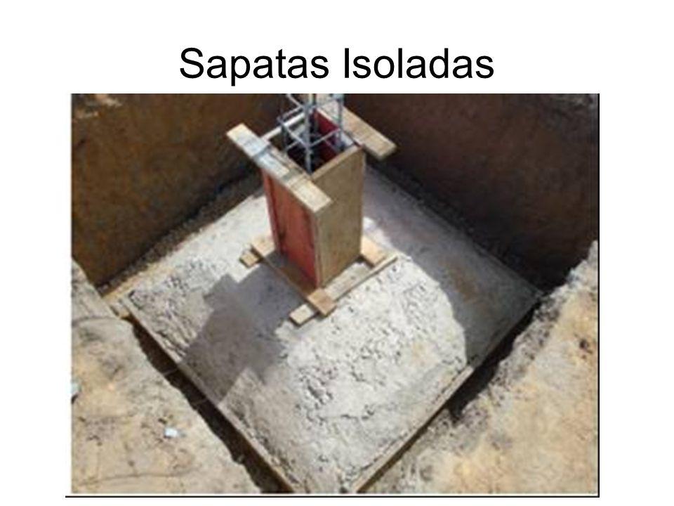 Sapatas Isoladas