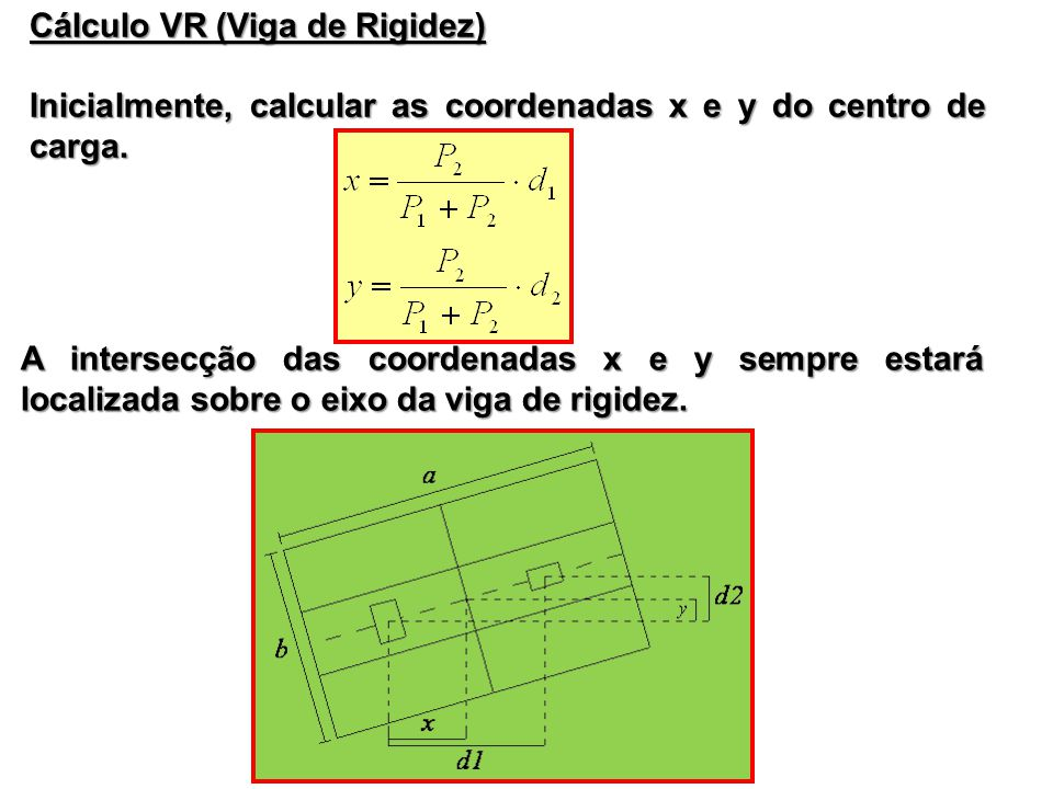 Cálculo VR (Viga de Rigidez)