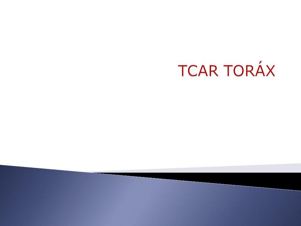 TCAR TORÁX