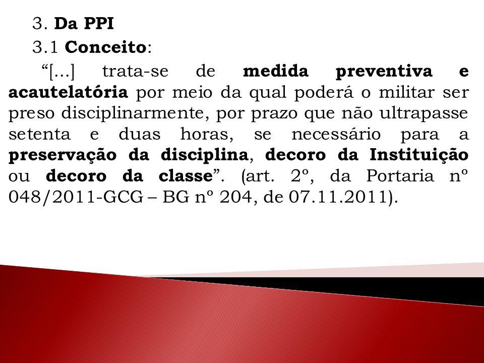 3. Da PPI 3.1 Conceito: